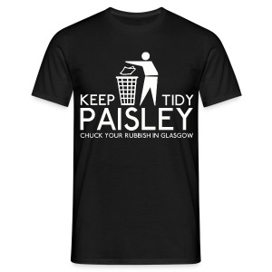 Keep Paisley Tidy - Men's T-Shirt