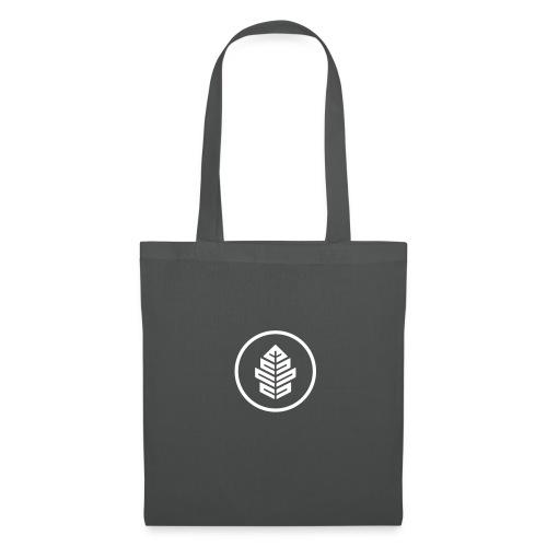 Handlenett med hvit logo - Stoffveske
