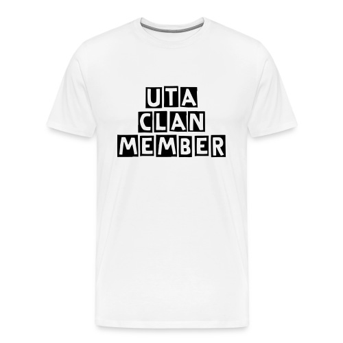 UTA - Men's Premium T-Shirt