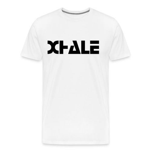 XHALE T-shirt mens  - Men's Premium T-Shirt