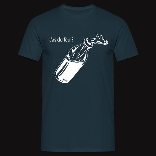 Du Feu ?  - T-shirt Homme