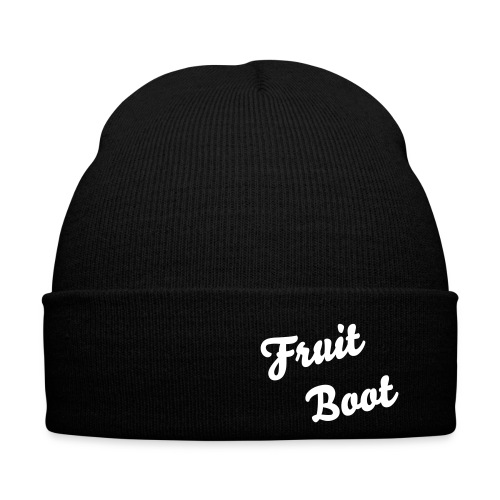 Fruit Boot Beanie Multi-Coloured - Winter Hat