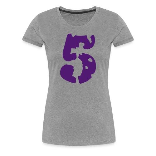 BY RAGO - Camiseta premium mujer