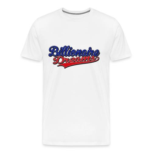 Boys Billionaire Dreams T-shirt - Men's Premium T-Shirt