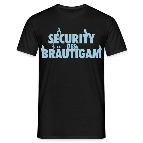 SECURITY  - Männer T-Shirt