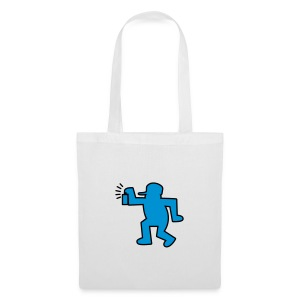 dedicated to keith harring - Tote Bag