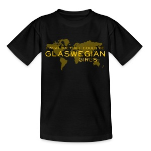 Glaswegian Girls - Kids' T-Shirt