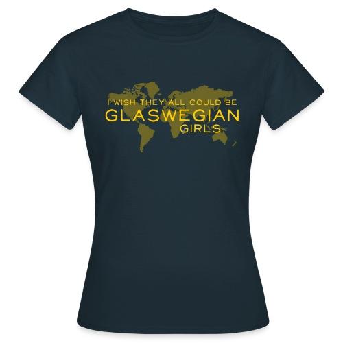Glaswegian Girls - Women's T-Shirt