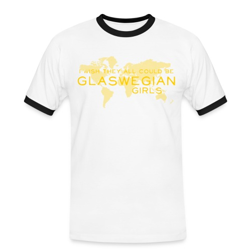 Glaswegian Girls - Men's Ringer Shirt