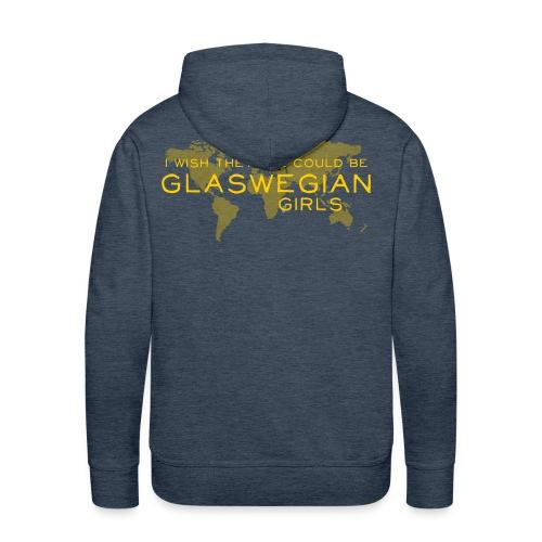 Glaswegian Girls - Men's Premium Hoodie