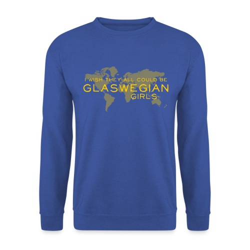Glaswegian Girls - Men's Sweatshirt