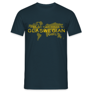 T-Shirts ~ Men's T-Shirt ~ Glaswegian Girls