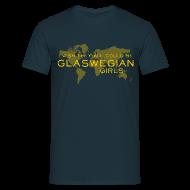 T-Shirts ~ Men's T-Shirt ~ Glaswegian Girls