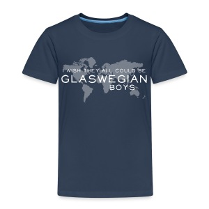 Glaswegian Boys - Kids' Premium T-Shirt