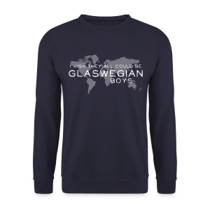 Glaswegian Boys - Men's Sweatshirt