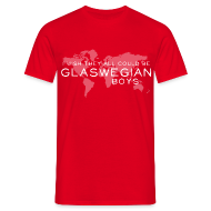 T-Shirts ~ Men's T-Shirt ~ Glaswegian Boys