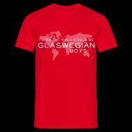 T-Shirts ~ Men's T-Shirt ~ Glaswegian Boys