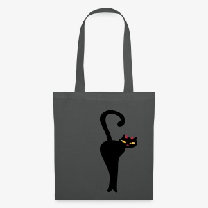 Halloween Tricky Cats Treat bag - Tote Bag