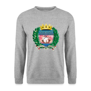 blason de paris - Sweat-shirt Homme