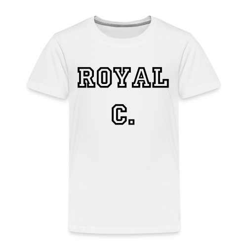 Royal C. T-Shirt - Kinder Premium T-Shirt