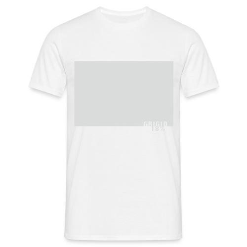 grigio 18% - Maglietta da uomo