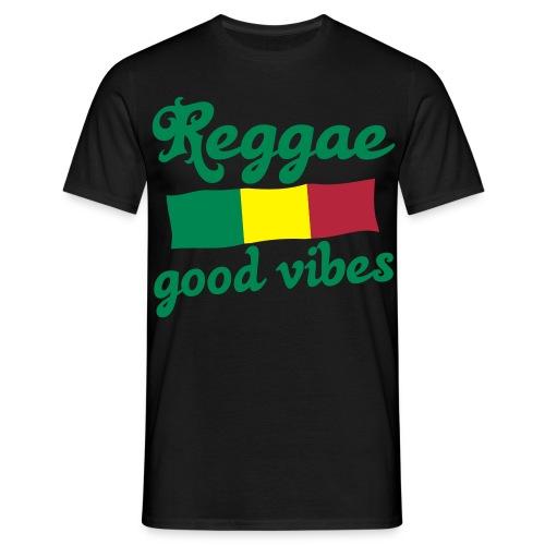 Reggae good vibes - Männer T-Shirt