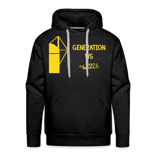 Generation WS Hoodie Männer - Männer Premium Hoodie