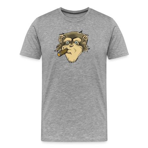 Schimpanse - Männer Premium T-Shirt