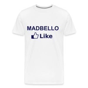 I Like madbello t-shirt 01 - Mannen Premium T-shirt