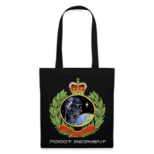 Robot Regiment Tote Bag - Tote Bag