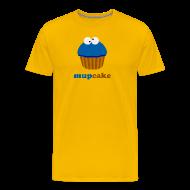 T-shirts ~ Mannen Premium T-shirt ~ Mupcake (heren)