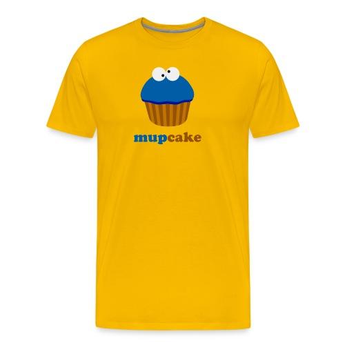 Mupcake (heren) - Mannen Premium T-shirt