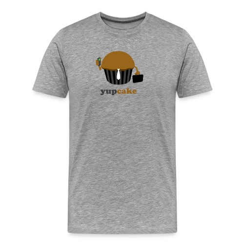Yupcake (heren) - Mannen Premium T-shirt