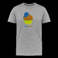 T-shirts ~ Mannen Premium T-shirt ~ Capcake (heren)