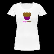 T-shirts ~ Vrouwen Premium T-shirt ~ Pupcake roze (dames)