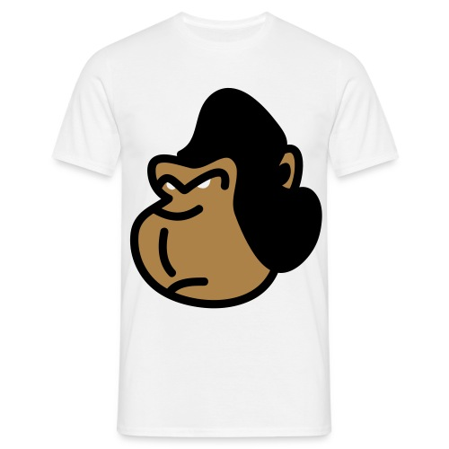 Monkey Suit - Mannen T-shirt