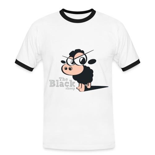 Black Sheep Contrast - Maglietta Contrast da uomo