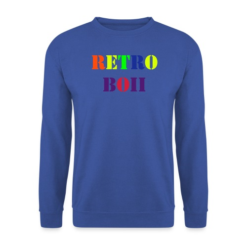 JBC RETRO BOII - Men's Sweatshirt