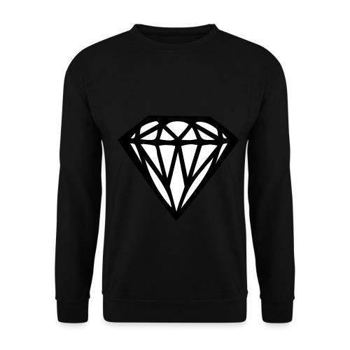 trui mannen diamond - Mannen sweater