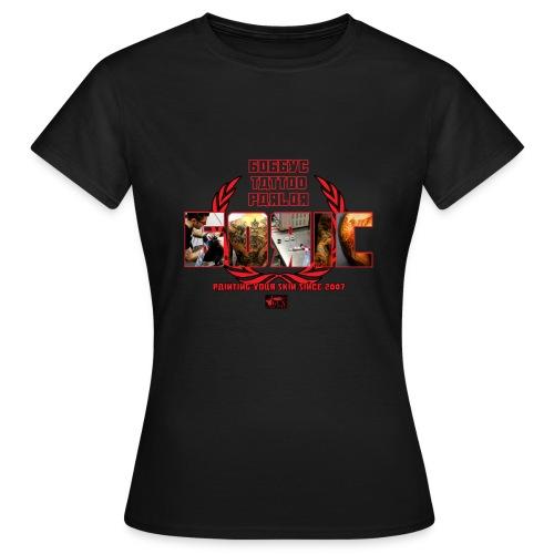Boris - T-shirt dam