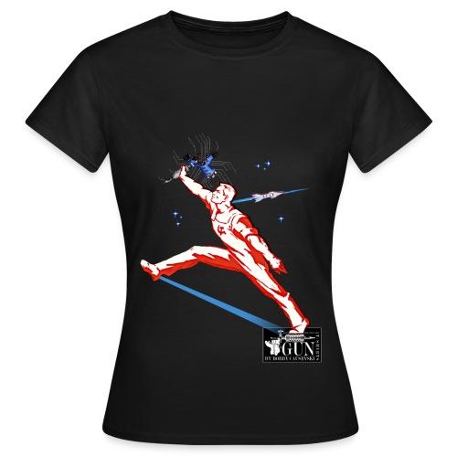 Mot Kosmos - T-shirt dam