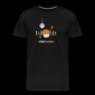 T-shirts ~ Mannen Premium T-shirt ~ Clubcake (heren)