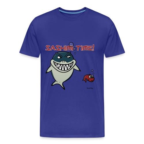 Nado le Requin - T-shirt Premium Homme