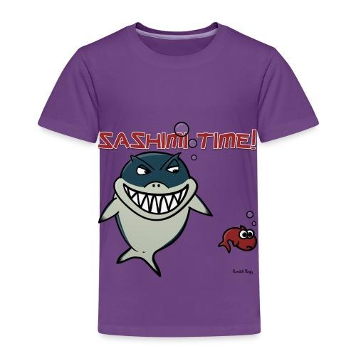 Petit Nado le Requin pour les P'tits - T-shirt Premium Enfant