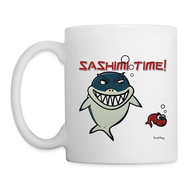 Mug Nado le Requin Pour Gaucher