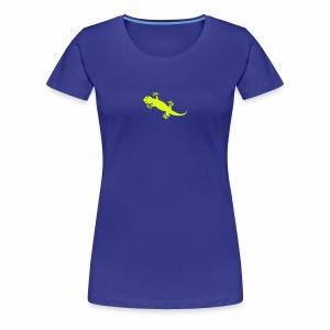 Gecko - Frauen Premium T-Shirt