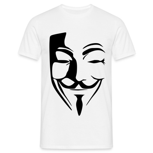 Anonymous  - T-shirt Homme