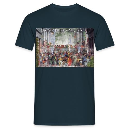 les noces de cana-bis - T-shirt Homme