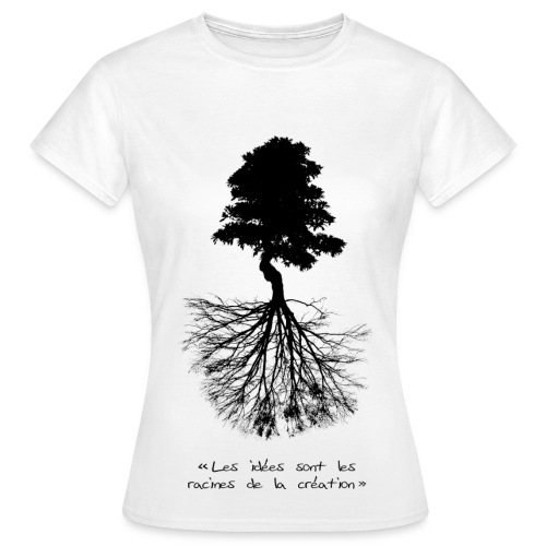 NTCK Teeshirt Femme - T-shirt Femme