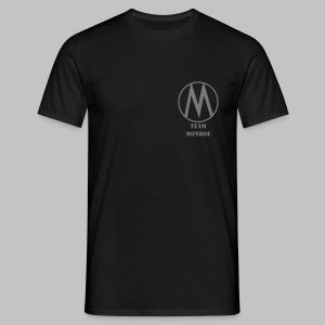 T-shirt Homme (man) Team Monroe - Men's T-Shirt